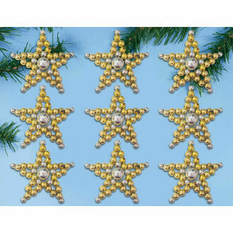Starlight Ornaments Beading Kit