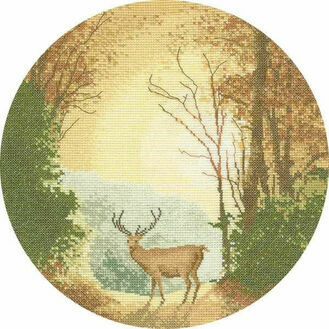 Autumn Light Cross Stitch Kit