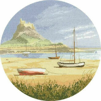 Lindisfarne Cross Stitch Kit