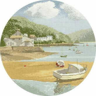 Low Tide Cross Stitch Kit
