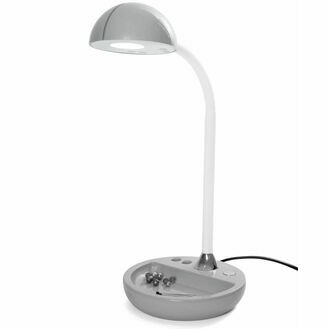 LED Hobby Lamp With Accessories Tray