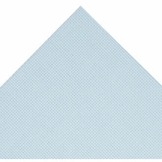 14 Count Pale Blue Aida Fabric Pack (45x30cm)