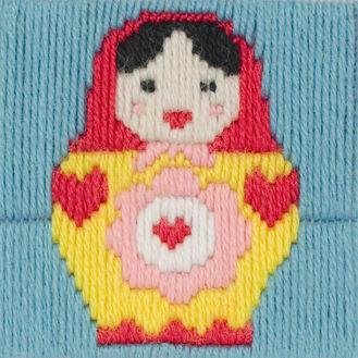 Maria Long Stitch Kit