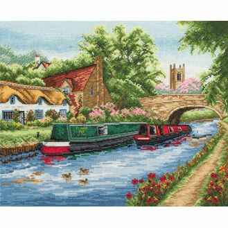 Waterways Cross Stitch Kit