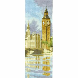 Big Ben Cross Stitch Kit