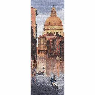 Venice Cross Stitch Kit