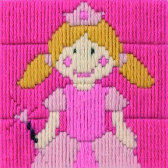 Princess Long Stitch Kit