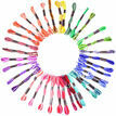 Embroidery Floss - Rainbow Colous (36 skeins) additional 1