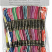Embroidery Floss - Rainbow Colous (36 skeins) additional 4