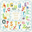 Alphabet Birth Cross Stitch Record Kit additional 1