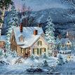 Winter\'s Hush Cross Stitch Kit additional 1