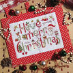 Have Yourself A Merry Little Christmas Cross Stitch Kit additional 1
