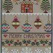 Merry Christmas Cross Stitch Kit additional 4