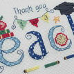 Thank You Teacher Cross Stitch Kit additional 3