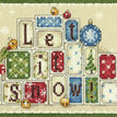 Let It Snow Cross Stitch Kit additional 1