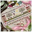 Friendship Sampler Cross Stitch Kit additional 1