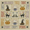 Trick Or Treat Cross Stitch Kit additional 1