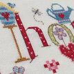 Home Garden Cross Stitch Kit additional 3