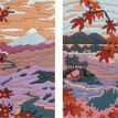 Serenity & Tranquility Long Stitch Kits additional 1