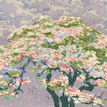 A Tree In Blossom Cross Stitch Kit additional 1