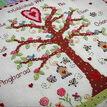 Family Tree Cross Stitch Kit additional 2