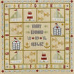 Four Boats Birth Sampler Cross Stitch Kit additional 1