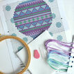 Beginners Balloon - Learn How To Cross Stitch Complete Tutorial Kit additional 3