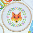 Beginners Fox - Learn How To Cross Stitch Complete Tutorial Kit additional 5