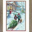 Christmas Tradition Cross Stitch Kit additional 2