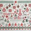 Little Merry Christmas Cross Stitch Kit additional 2