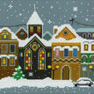 Christmas City Cross Stitch Kit additional 1