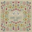 Flower Home Sweet Home Sampler Cross Stitch Kit additional 1