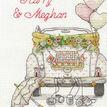 Wedding Day Car Cross Stitch Kit additional 1