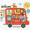 Baby On Board Cross Stitch Kit additional 1