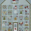 Advent House Cross Stitch Kit additional 1