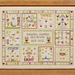 123 Count With Me Cross Stitch Kit additional 2