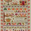 Autumn Glows Cross Stitch Kit additional 1