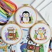 Christmas Trio Cross Stitch Kits additional 1