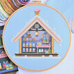Inside The Gingerbread House Cross Stitch Kit additional 4