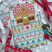 Gingerbread Cottage Cross Stitch Kit additional 3