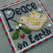 Joy Cross Stitch Christmas Card Kits(set of 4) additional 5