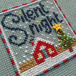 Joy Cross Stitch Christmas Card Kits(set of 4) additional 7