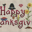 Happy Thanksgiving Cross Stitch Kit additional 2