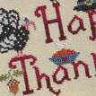 Happy Thanksgiving Cross Stitch Kit additional 3