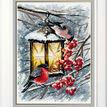 A Christmas Light Cross Stitch Kit additional 2