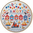 Ahoy! Hoop Cross Stitch Kit additional 1