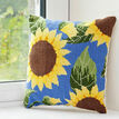 Sunflower Herb Pillow Tapestry Kit additional 2