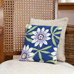 Passion Flower Herb Pillow Tapestry Kit additional 2