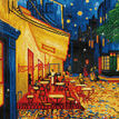 Cafe At Night (Van Gogh) Diamond Dotz Kit additional 1