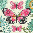 Butterfly Dream Cross Stitch Kit additional 1
